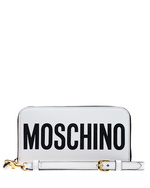 MOSCHINO MOSCHINO Wallet White