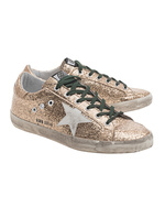 GOLDEN GOOSE GOLDEN GOOSE Sneakers Superstar Gold Glitter