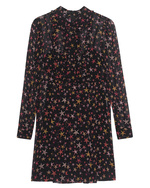 RED VALENTINO RED VALENTINO Starfish Dress Black