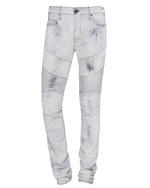 TRUE RELIGION TRUE RELIGION Rocco Moto Bronx Light Grey
