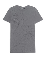 Michael Amiri Michael Amiri Basic Destroyed Grey