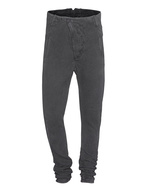 BORIS BIDJAN SABERI BORIS BIDJAN SABERI Pants Resin Dyed Dark Grey