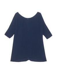 GWYNEDDS Jalba The Shirt Moroccan Blue