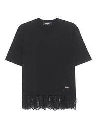 DSQUARED2 Tshirt Lace Black