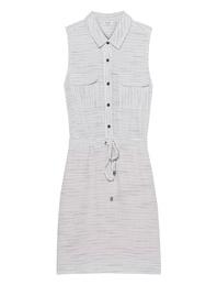 SPLENDID Marina Pinstripe Off-White
