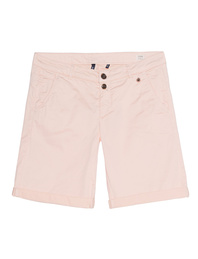 WOOLRICH Stretch Satin Chino Rose