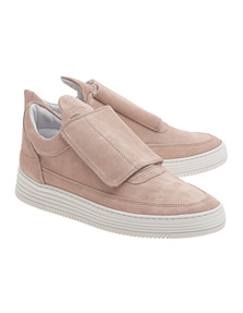 Filling Pieces Low Top Single Velcro Rose