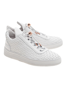 Filling Pieces Low Top Twist White