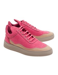 Filling Pieces Low Top Candy Rain Pink