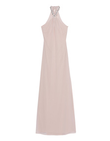 YOUNG COUTURE BY BARBARA SCHWARZER Neck Gem Rose
