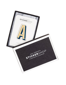 ANYA HINDMARCH Alphabet Letter A to Z