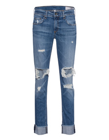 RAG&BONE Kennedy Dre Girlfriend Blue