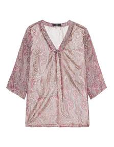 STEFFEN SCHRAUT Paisley Silk Pink