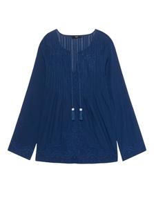STEFFEN SCHRAUT Embroidery Tassel Blue