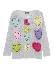 PRINCESS GOES HOLLYWOOD Love Heart Grey