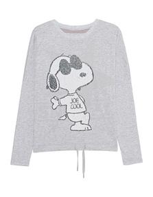 PRINCESS GOES HOLLYWOOD Snoopy Cool Light Grey