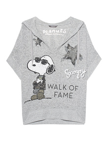 PRINCESS GOES HOLLYWOOD Snoopy Walk Of Fame Grey