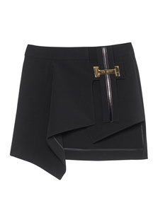 ANTHONY VACCARELLO Asym Buckle Black