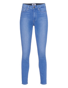 PAIGE Hoxton High Rise Skinny Blue