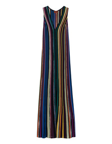 MISSONI Knit Stripe Long Multi
