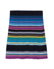 MISSONI Pleats Stripe Knit Multi