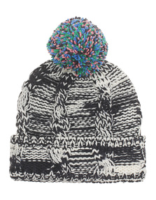 MISSONI Cable Knit Black White