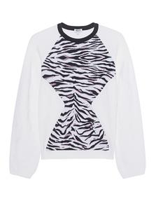 KENZO Knit Tiger White