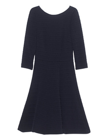 YOUNG COUTURE BY BARBARA SCHWARZER Woven Stripes Navy