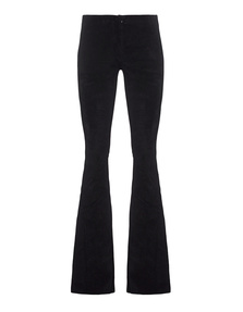 SLY 010 Flare Suede Black