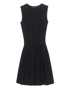 ANTONINO VALENTI Aries Skater Dress Black