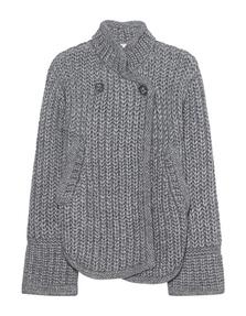 HERZENSANGELEGENHEIT Chunky Knit Silver