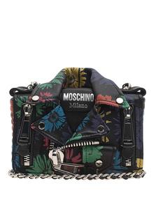 MOSCHINO Jack Style Multi Black