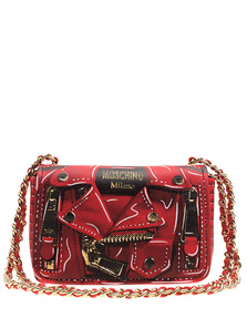 MOSCHINO Scribble Jack Red