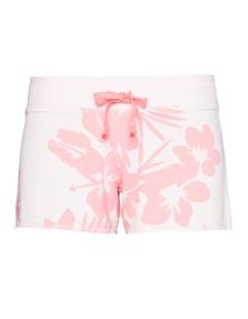 JUVIA Floral Print Devoré Blushed Pink
