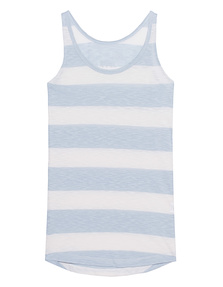 JUVIA Stripes Light Blue