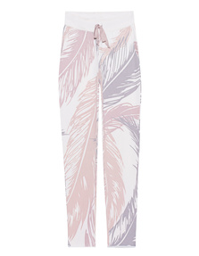 JUVIA Feather Jogger Cream Mauve