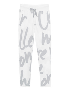 JUVIA Wording Grey & White