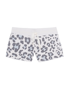 JUVIA Leo Short Off White