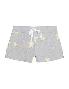 JUVIA Fleece Stars Shorts