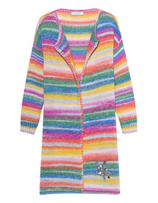 FROGBOX Fancy Rainbow Open Knit Multi