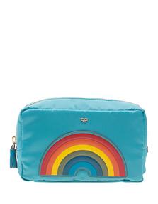 ANYA HINDMARCH Make Up Rainbow Bright Petrol