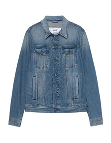 AMI PARIS  Denim Blue