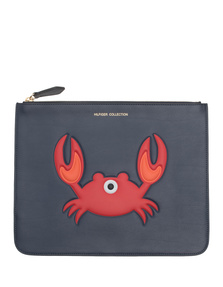 HILFIGER COLLECTION Crab Pouch Navy