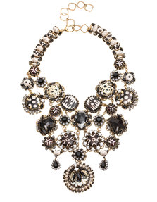 ERICKSON BEAMON Shadow Ethno Lavish Black