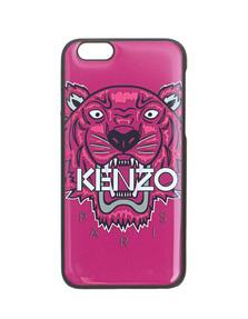 KENZO Tiger Label Pink