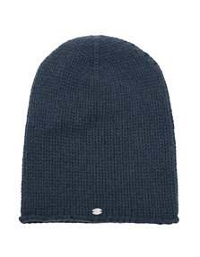 FRIENDLY HUNTING Cap Dark Blue Melange