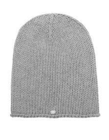 FRIENDLY HUNTING Cap Light Grey Melange