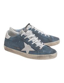 GOLDEN GOOSE Sneakers Superstar Ciel Suede