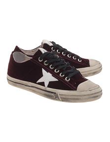 GOLDEN GOOSE Sneakers V-Star 2 Plum Velvet