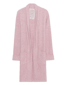 GWYNEDDS Sina The Maxi Coat Rose